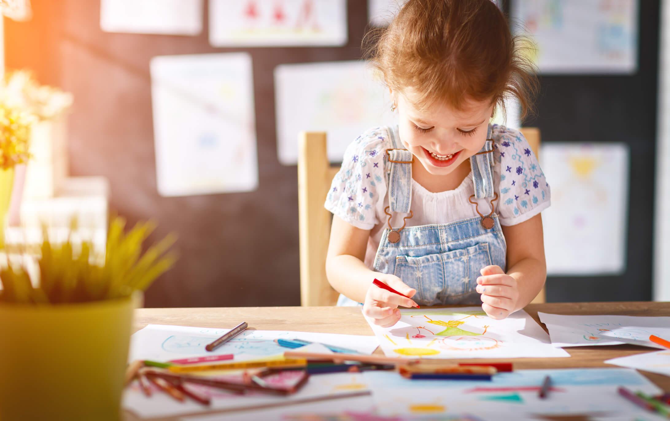 Concurso de Desenho Infantil em prol do Futuro!